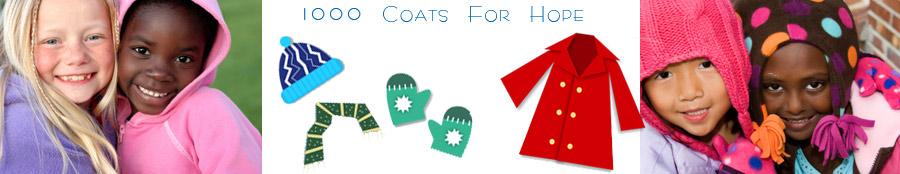 1000 Coats For Hope