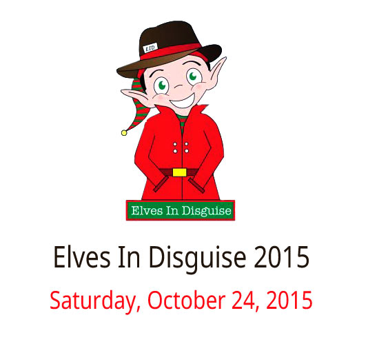 THE 2015 ELVES IN DISGUISE HOME MAKEOVER